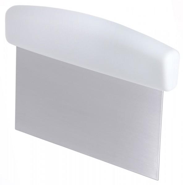 Teigschaber/ -abstecher 15 x 7,5 cm