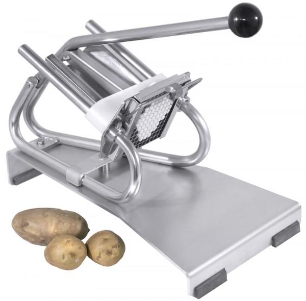 Pommes frites-Schneider ohne Schneideinsatz/Drücker