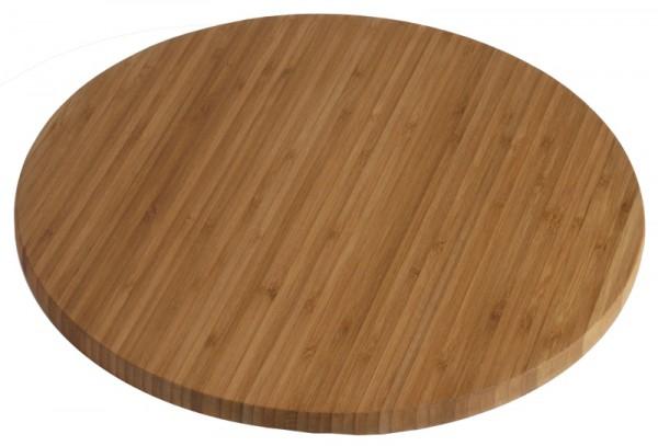 Holzplatte 35 cm, drehbar