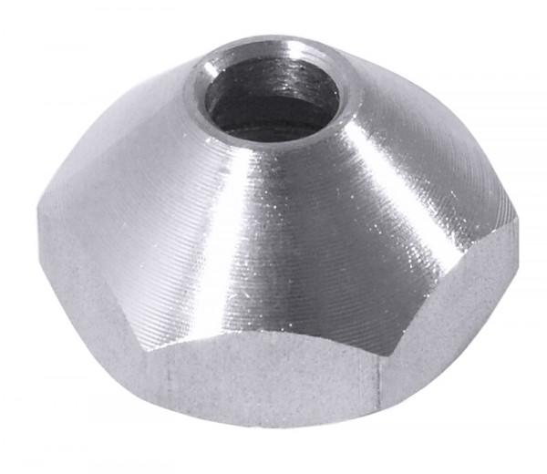 Ersatzschraube zu 458/180 mit 4 mm Durchlass