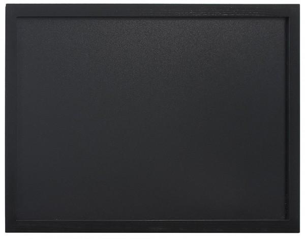 Wandtafel, schwarz 80 x 60 cm
